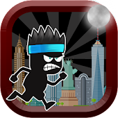 Stickman run NY new