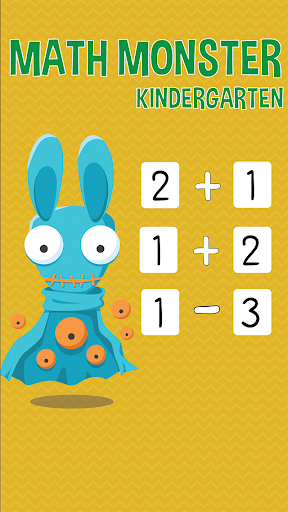 Kindergarten math addition gam