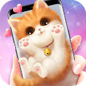 Cute Cat Wallpapers & Themes icon