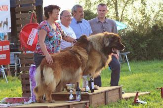 Photo: Le podium du Meilleur Vétéran