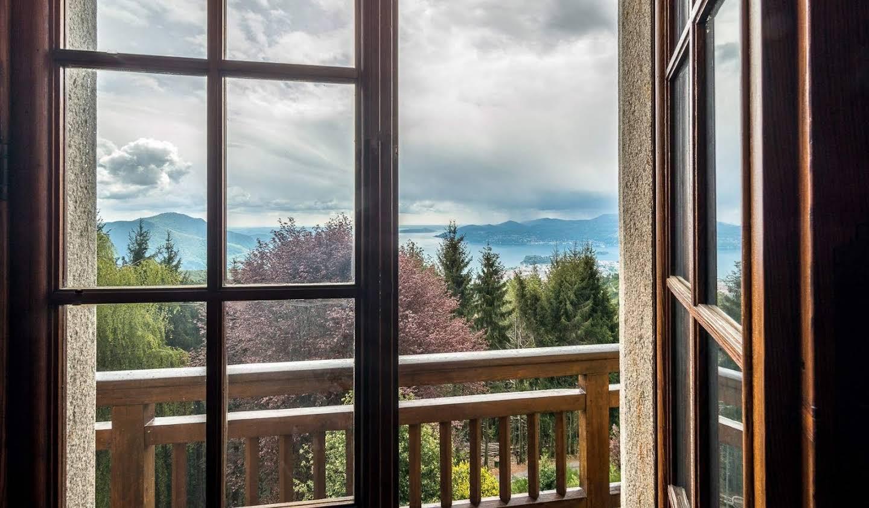 Villa avec jardin et terrasse Premeno