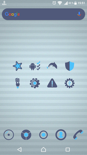 Amons - Icon Pack  screenshots 4
