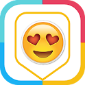 Emoji Keyboard for iPhone 7 icon
