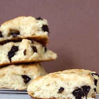 Ricotta Chocolate Chips Scones Recipe