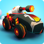 Tank Raid - 3D Online Multiplayer Icon