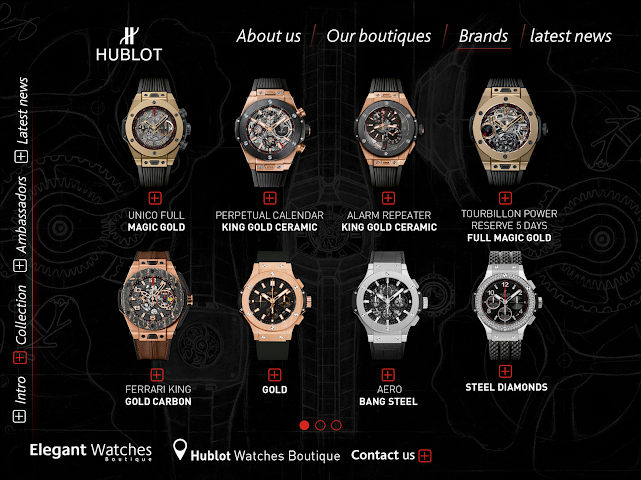 android Elegant Watches Boutique Screenshot 8