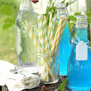 Blue Soda Recipes.