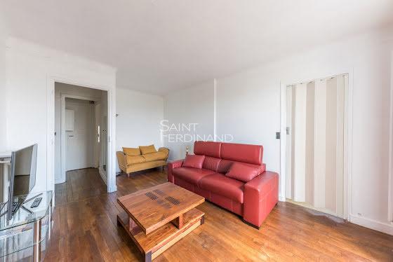 Vente appartement 2 pièces 49,83 m2