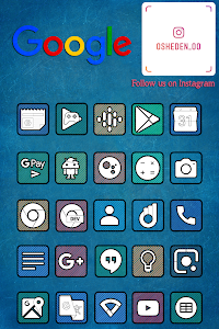 Raya Icon Pack 58.0 (Patched)