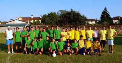 Photo: Torneo di Calcio: finale PRAT - PLAZA