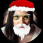 Santa Claus Face Icon