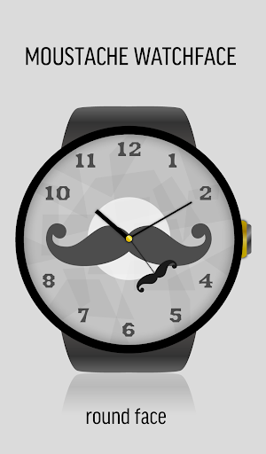 MOUSTACHE - Watch Face