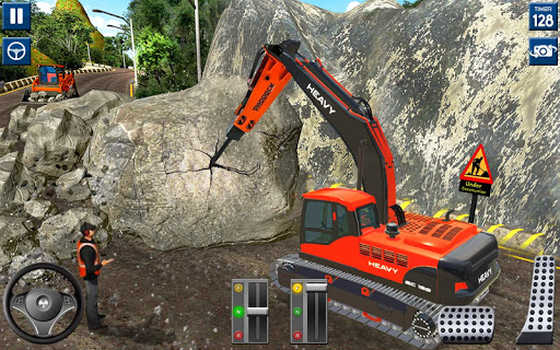 Heavy Excavator Simulator 2020: 3D Excavator Games filehippodl screenshot 2