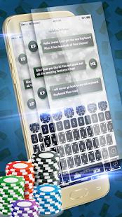 Poker Game Keyboard - náhled