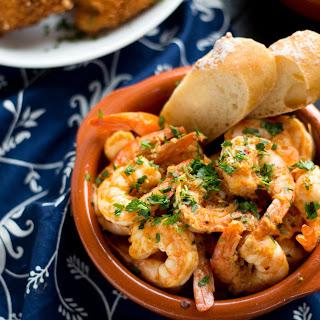 Garlic Shrimp (Gambas al Ajillo)