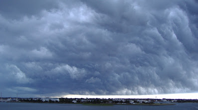 Photo: Storm Clouds over Beaufort