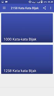 1000 Kata Kata Bijak - náhled