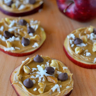 "Apple ""Cookie"" Snacks"