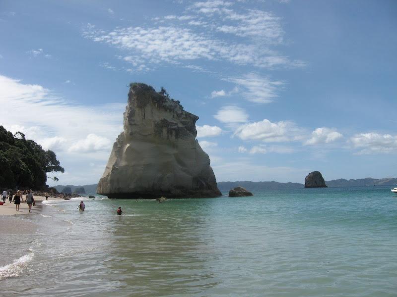 Photo: Cathedral Cove, Coromandel Peninsula