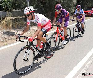 La Vuelta perd le vainqueur de la sixième étape