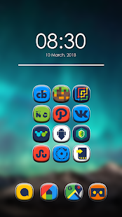 Mimber - Icon Pack Screenshot