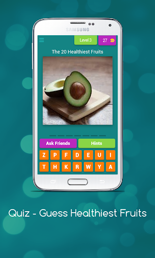 Quiz - Guess Healthiest Fruits  screenshots 4