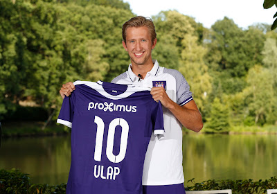 """Anderlecht-aanwinst Vlap dacht op een gegeven moment aan stoppen: """"Maar dat had ik mezelf nooit vergeven"""""""