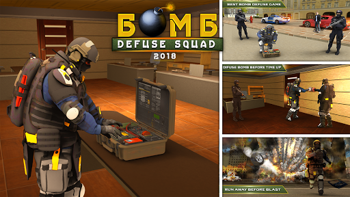 Bomb Disposal Squad 2018 - Anti Terrorism Game 1.0 screenshots 5