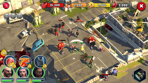 Zombie Anarchy: Survival Strategy Game screenshot 7