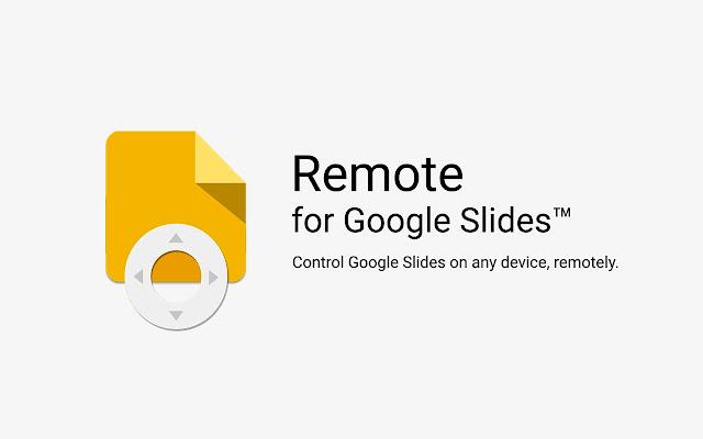 Remote for Google Slides™ Screenshot