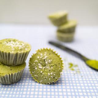 Matcha Mochi Muffins