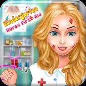 Kindergarten Nurse First Aid