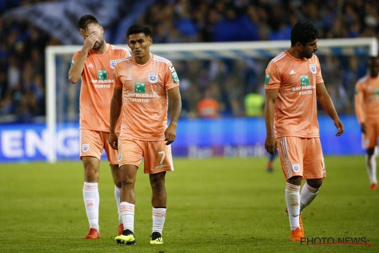 Amerikaanse club stuurt huurling nu al terug naar Anderlecht