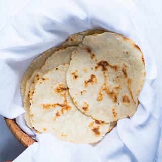 Suuuper Pliable Gluten Free 'Flour' Tortillas.