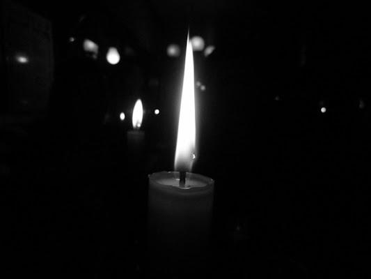 Lume di candela di carlton