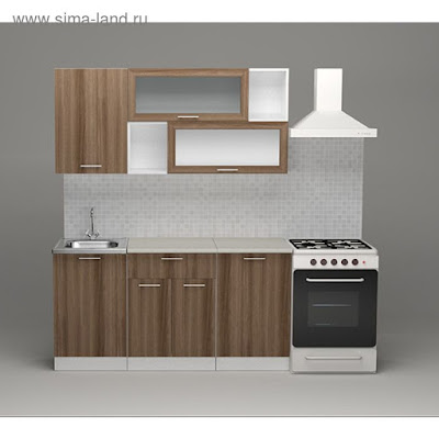 Кухонный гарнитур Яна стандарт, 1600 мм
