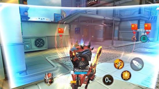 Hero Mission - náhled