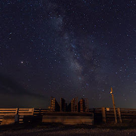 by Adam C Johnson - Landscapes Starscapes