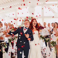 Wedding photographer Anastasiya Lebedeva (newsecret). Photo of 20.10.2017