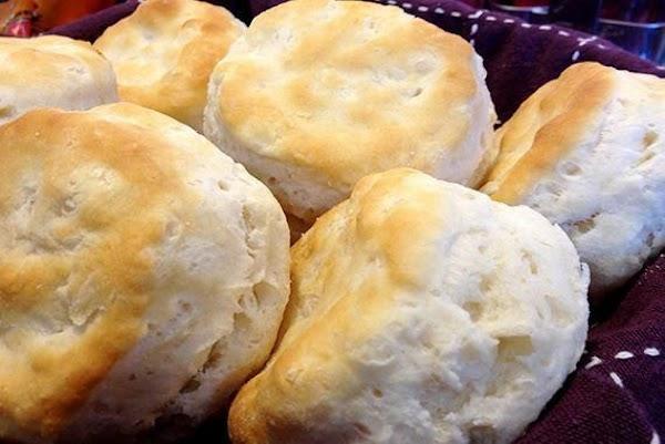 Carols Biscuits Recipe