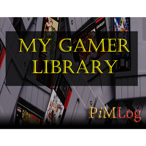 My gamer library