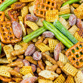 Wasabi Soy Party Mix