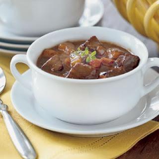 20-Minute Beef Stew.