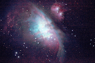 Photo: M42 in Orion