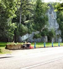 Photo: erste Vorboten der Ardennen