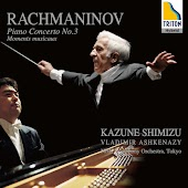 Rachmaninov: Piano Concerto No. 3, 6 Moments musicaux