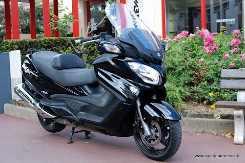 occasion suzuki burgman 650 executive 2014 9500kms vendu saint maur motos. Black Bedroom Furniture Sets. Home Design Ideas