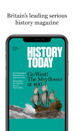 History Today screenshot