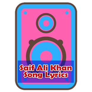 Saif Ali Khan Song Lyrics - náhled