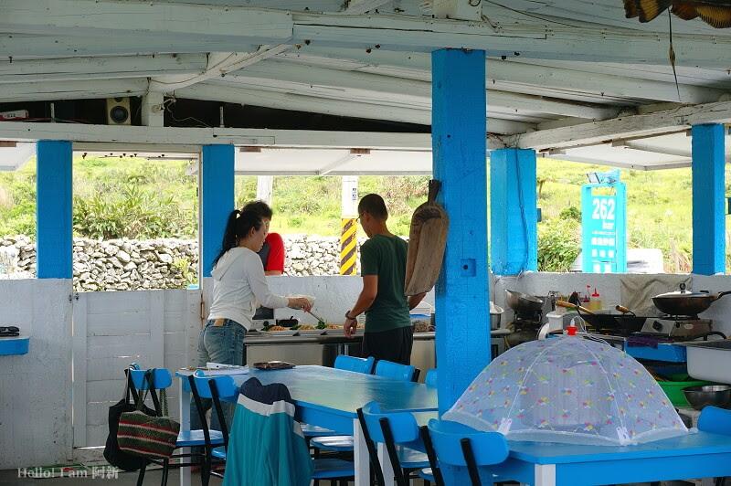 蘭嶼美食餐廳,野銀部落餐廳,262Bar-9